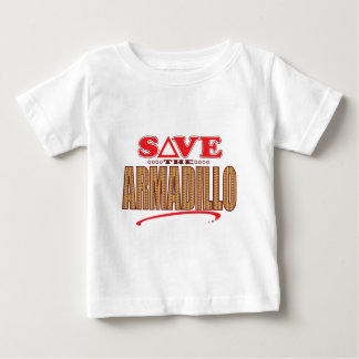 Armadillo Save Baby T-Shirt
