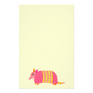 Armadillo Stationery