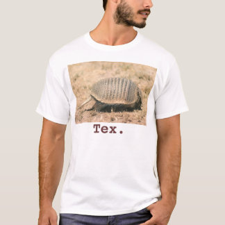 armadillo, Tex. T-Shirt