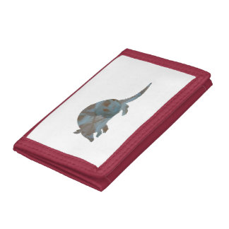 Armadillo Trifold Wallets