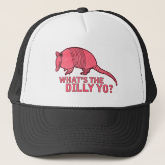 Armadillo Trucker Hat