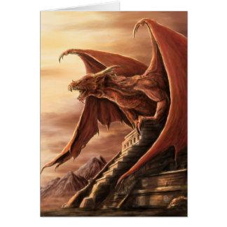 Armageddon Dragon Card