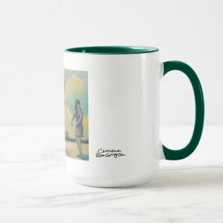 Armageddon Rope, End of Days Coffee Mug