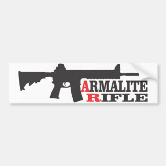 Armalite Rifle, Bumper Sticker