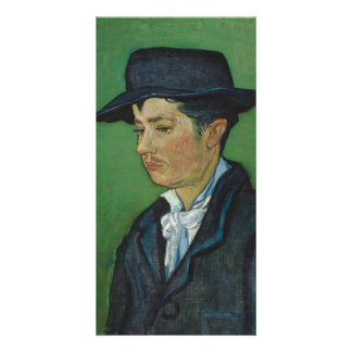 Armand Roulin by Vincent Van Gogh Picture Card