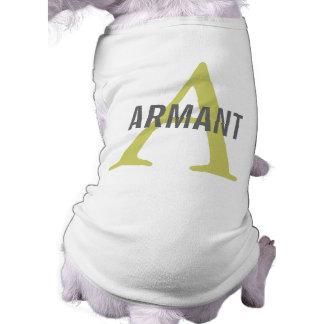 Armant Breed Monogram Doggie Tshirt