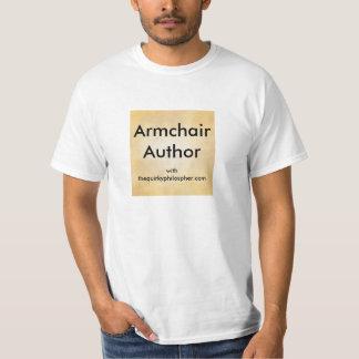 Armchair Author T-Shirt