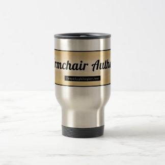Armchair Author Travel Mug