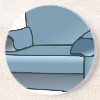 Armchair Coaster