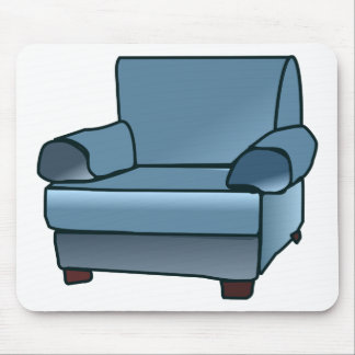 Armchair Mouse Pad