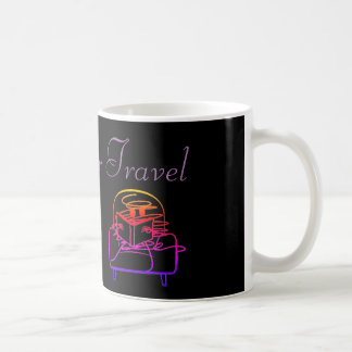 Armchair Travel Coffee Mug