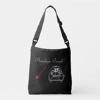 Armchair Travel Crossbody Bag