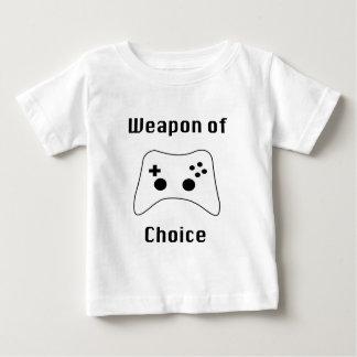 Arme de Gamer de tee - shirt bien choisi de T-shirt