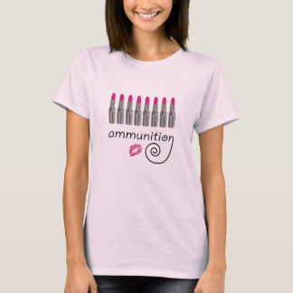 Armed and Ready Women's T-Shirt