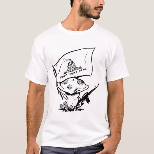 Armed  Mushrooms T-Shirt