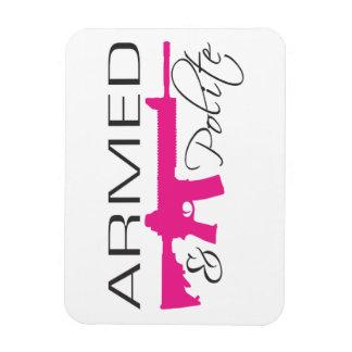 Armed & Polite, Magnet