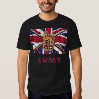 Armée britannique tee-shirts