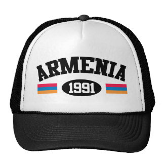 Armenia 1991 trucker hat