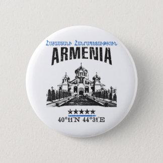 Armenia 2 Inch Round Button