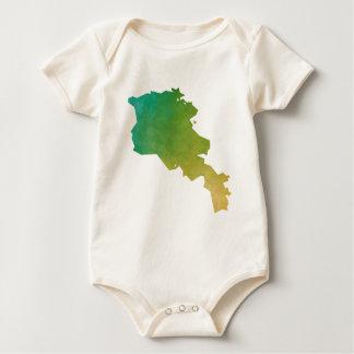 Armenia Baby Bodysuit