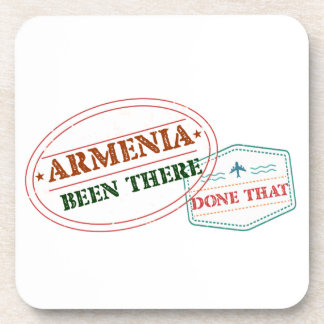 Armenia Been There Done That Coaster