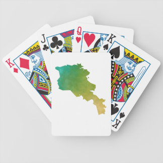 Armenia Bicycle Playing Cards