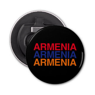 ARMENIA BUTTON BOTTLE OPENER