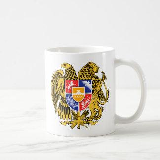 Armenia Coat of Arms detail Coffee Mug