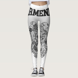 Armenia Coat of Arms Leggings