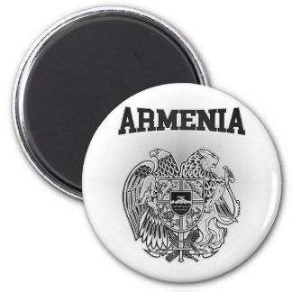 Armenia Coat of Arms Magnet