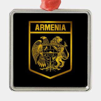 Armenia Emblem Metal Ornament