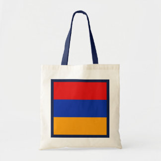Armenia Flag Bag