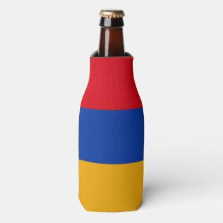Armenia Flag Bottle Cooler