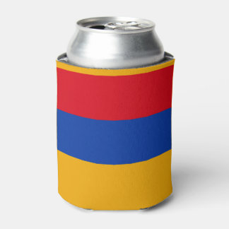 Armenia Flag Can Cooler