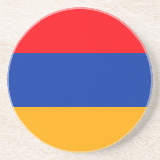 Armenia Flag Coaster