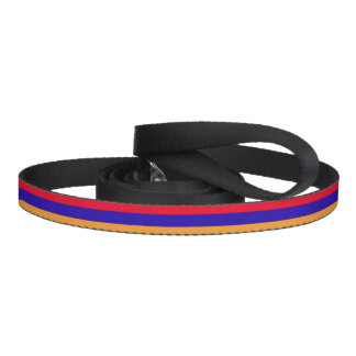 Armenia Flag Dog Leash