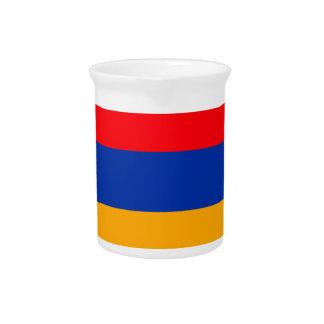 Armenia Flag Drink Pitchers