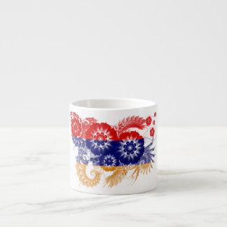 Armenia Flag Espresso Cup