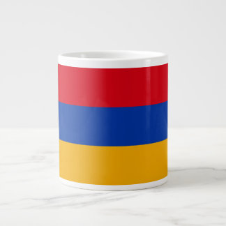 Armenia Flag Large Coffee Mug