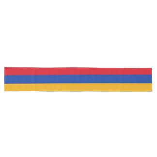 Armenia Flag Long Table Runner
