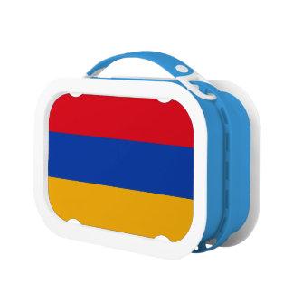 Armenia Flag Lunchboxes