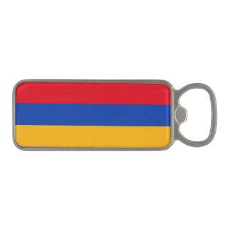 Armenia Flag Magnetic Bottle Opener