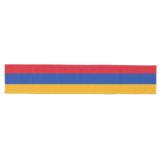 Armenia Flag Medium Table Runner