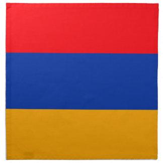 Armenia Flag Napkin