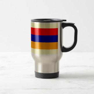 Armenia: Flag of Armenia coffee mug