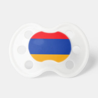 Armenia Flag Pacifier