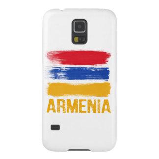 Armenia Flag shirts Case For Galaxy S5