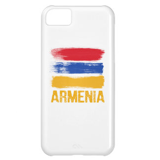 Armenia Flag shirts Cover For iPhone 5C
