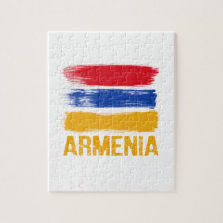 Armenia Flag shirts Jigsaw Puzzle
