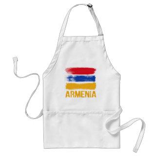 Armenia Flag shirts Standard Apron
